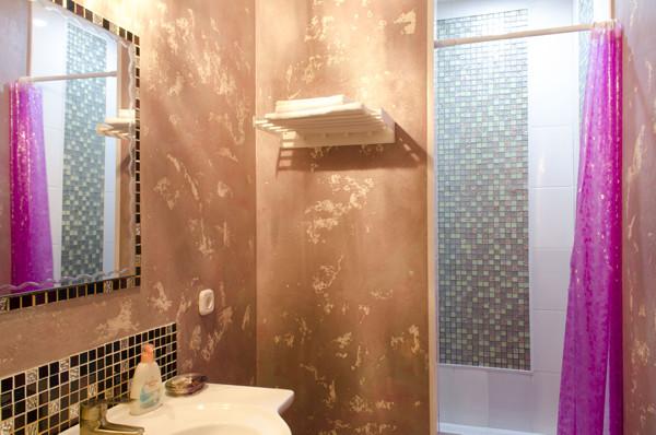 Чистая и новая ванная комната
